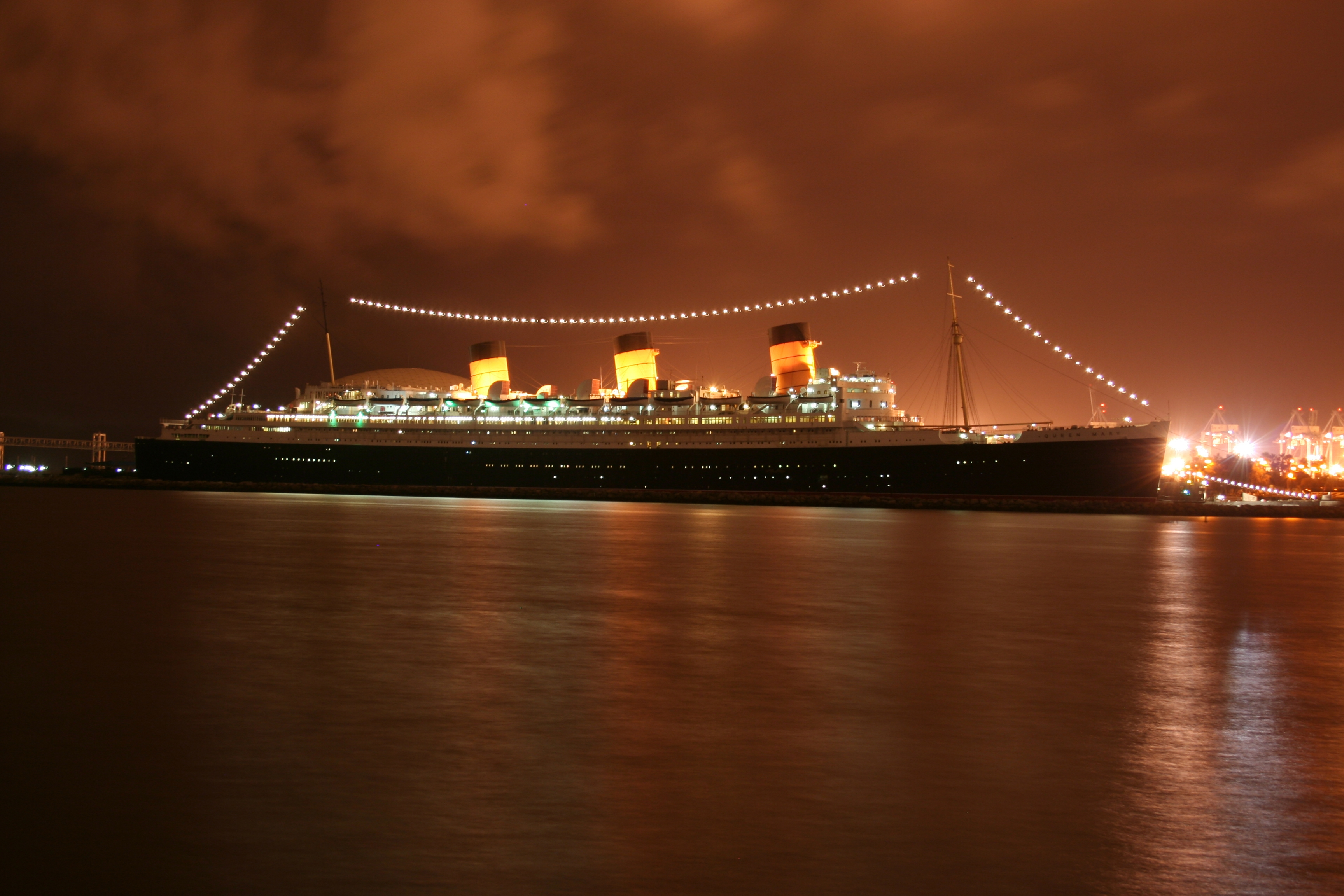 image courtesy The Queen Mary