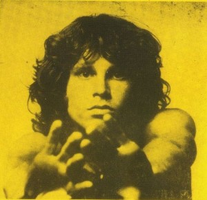Jim Morrison's ghost is in Los Angeles