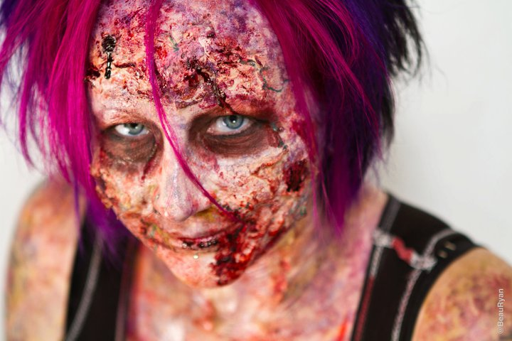 Zombie Bella Aug 2011