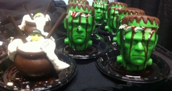 Frankenstein Mint Mousse