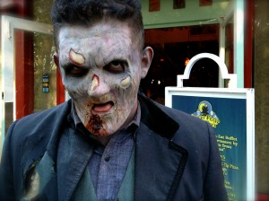 Zombies await you at Fright Feast with the Willoughby's