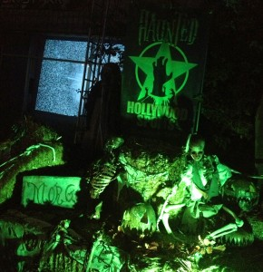 Haunted Hollywood Sports.  Photo by Eden Folwell