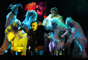Ghoulmaster and his Ghosts (photo by Bianca Sanchez)