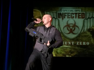 Special Ops Infected - Patient Zero (photo E Folwell)