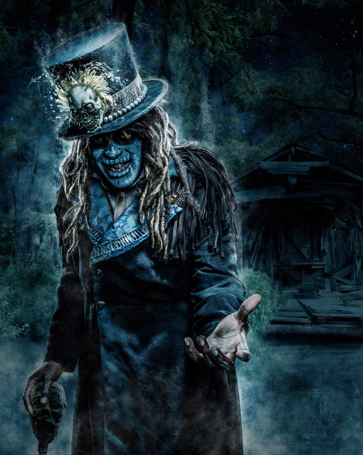 Knott's Scary Farm Voodoo (photo courtesy Knott's)