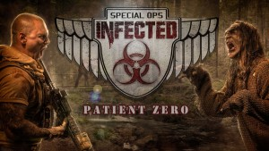 Special Ops Infected - Patient Zero (photo courtesy Knott's)