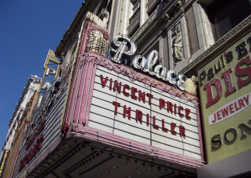The Palace Theatre – 615 S. Broadway, Los Angeles