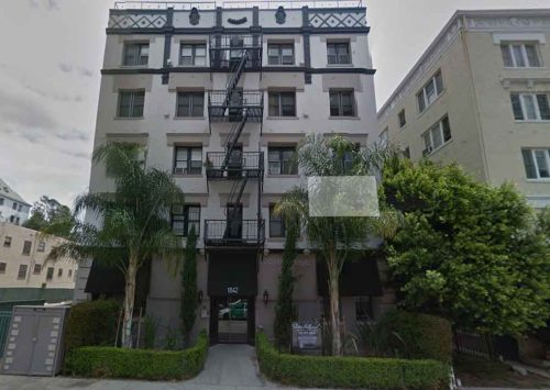 Chancellor Apartments – 1842 N Cherokee, Los Angeles, CA
