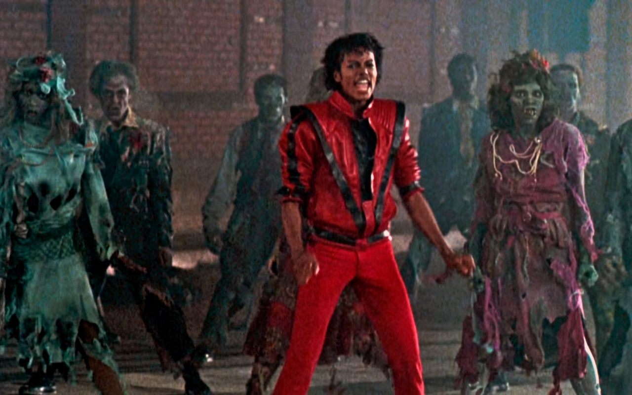 The Thriller Zombie Dance Intersection - 131.0KB