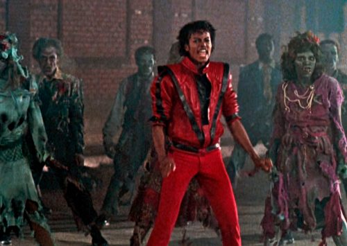 The Thriller Zombie Dance Intersection – Union Pacific Ave & Los Palos St, Los Angeles, CA 90023