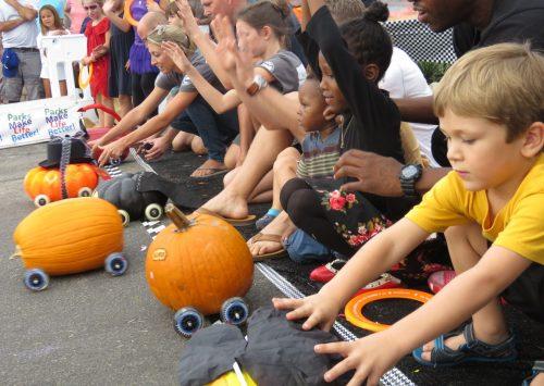 World Famous Manhattan Beach Pumpkin Race