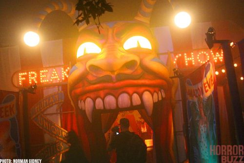 HorrorBuzz Reviews the 2016 Halloween Horror Nights