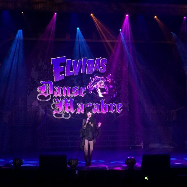 Elvira's Danse Macabre