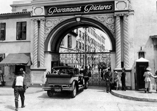 Paramount Studios – 5555 Melrose Avenue Los Angeles, California 90038