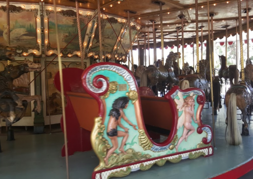 Griffith Park Merry Go Round