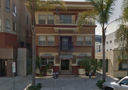 FKA The Linden Apartments – 53 Linden Avenue, Long Beach