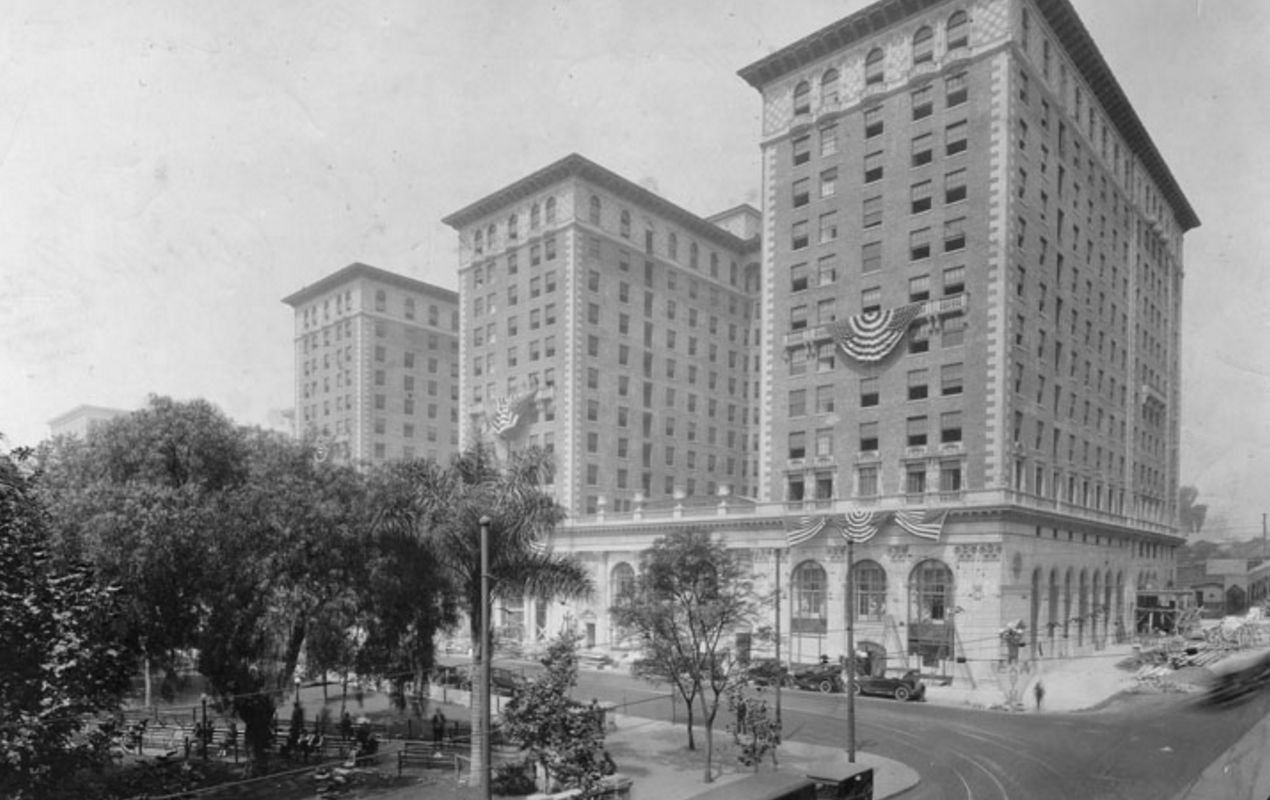 biltmore hotel – 506 s grand ave, los angeles, ca 90071 – creepy la