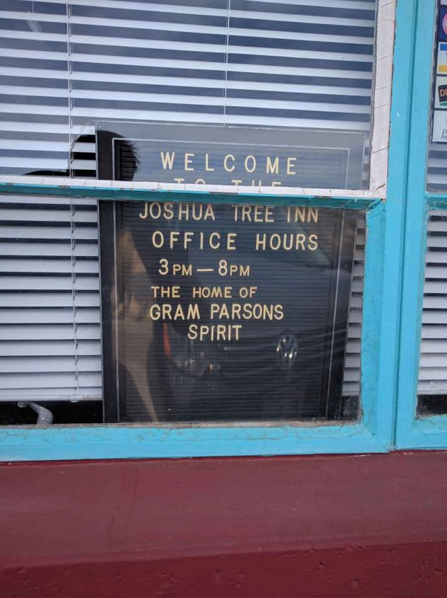 Ask for room #8 to stay with the spirit of Gram Parsons