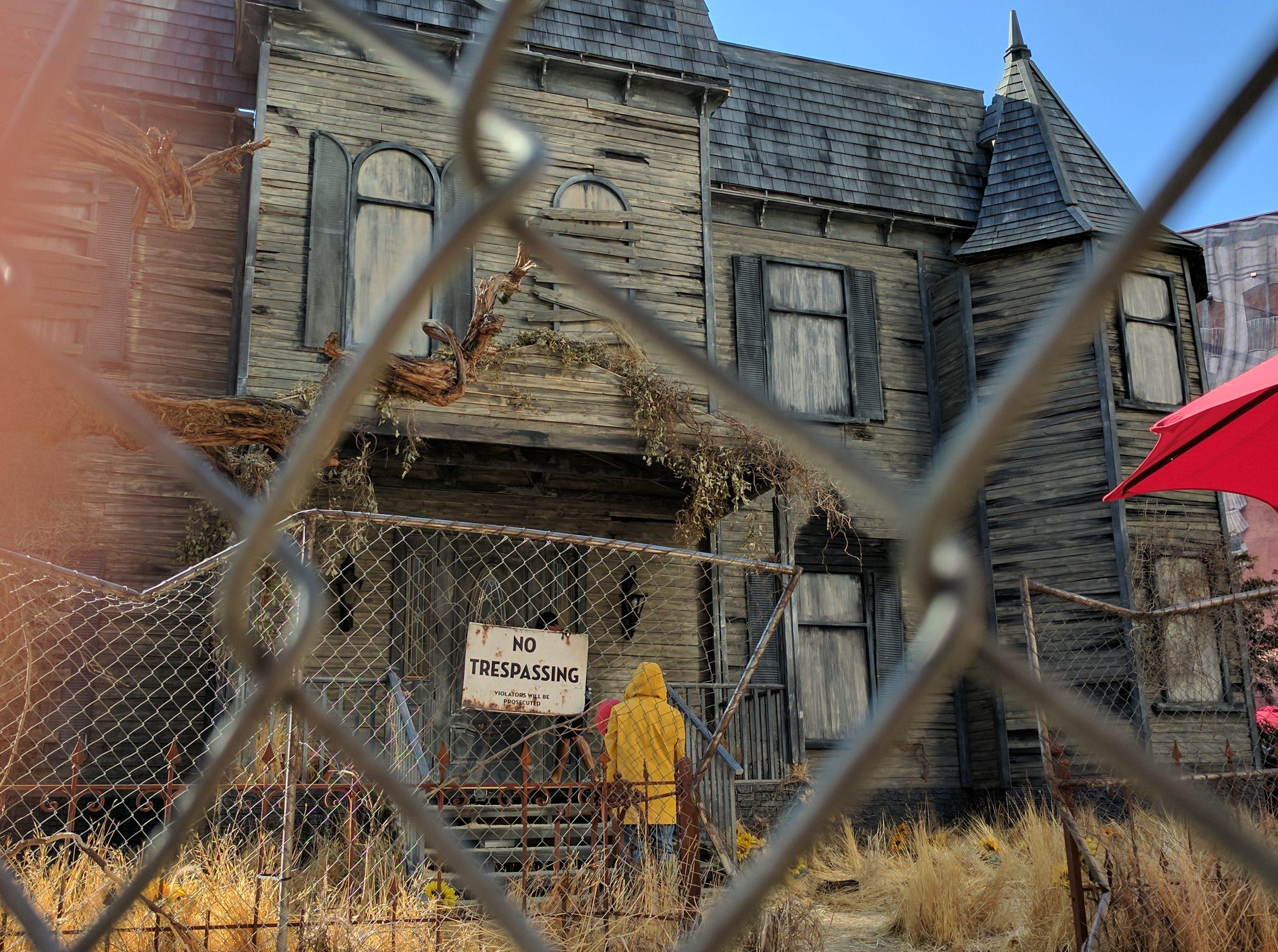 The IT Experience: Neibolt House Hollywood – Creepy LA: The Los ...