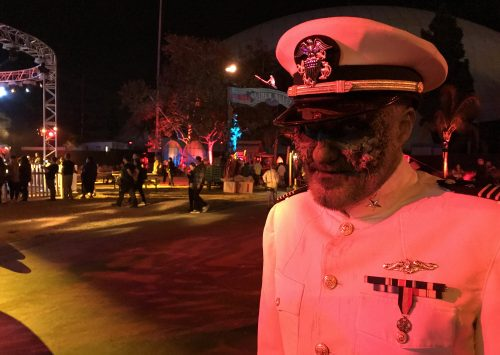 2017 Queen Mary's Dark Harbor Review