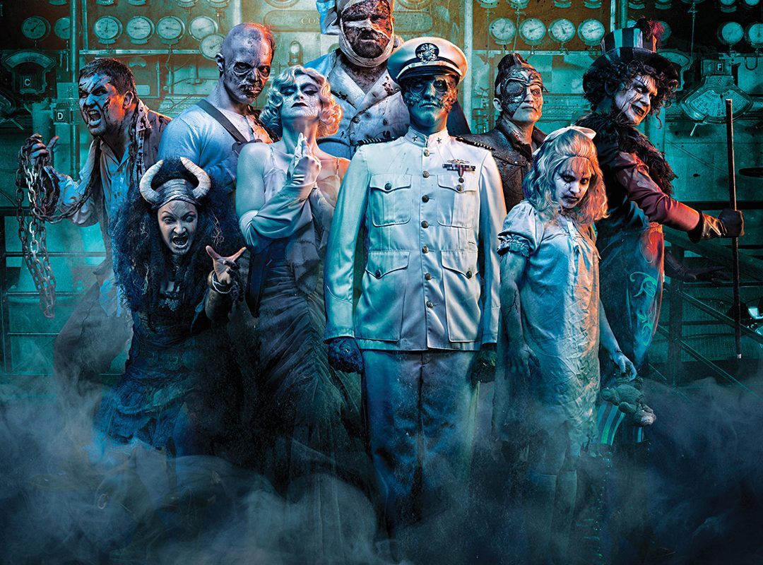 the dreaded listicle review of the queen mary dark harbor 2017