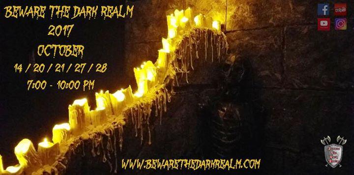 Beware the Dark Realm Halloween Haunt – Creepy LA: The Los Angeles ...