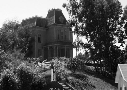 Psycho House at Universal Studios Hollywood