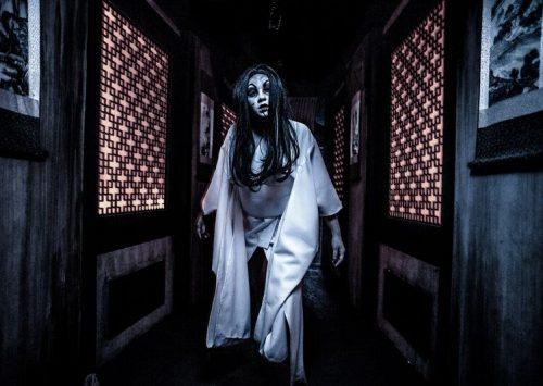 2018 Review Deep Dark Terror at Knott's Scary Farm