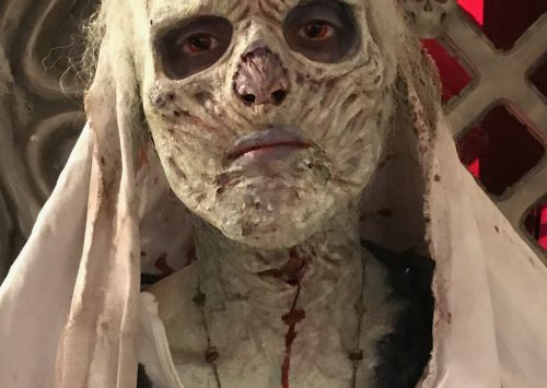 2018 Review Mall Mania at Horrorworld