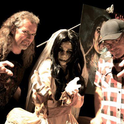 Larry Bones, La Llorona, and John Murdy