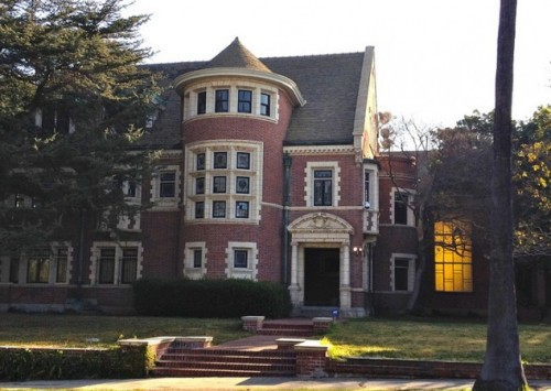 The Alfred Rosenheim House – 1120 Westchester Pl.