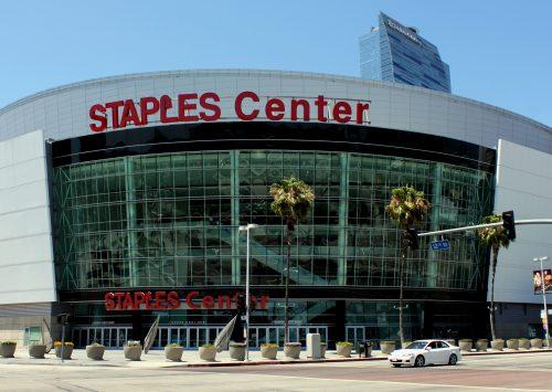 Staples Center – 1111 S. Figueroa Drive, Los Angeles, CA