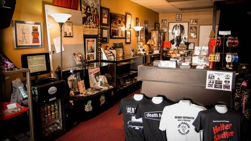 Dearly Departed – 6603 W Sunset Blvd, Los Angeles, CA