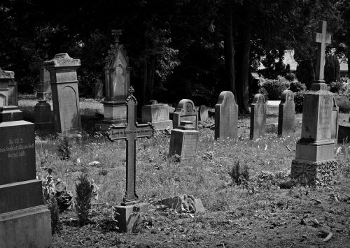 They Moved The Headstones, But Not the Bodies!