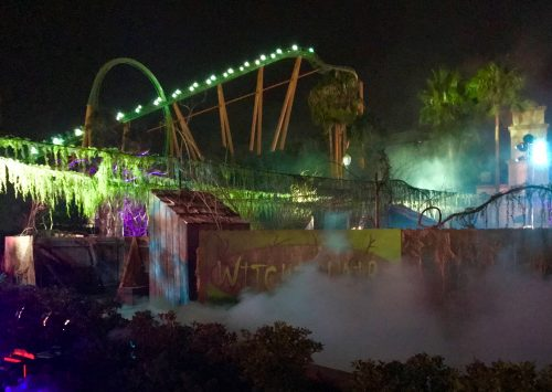 2018 Review Hypnotic Horror at Six Flags Magic Mountain Fright Fest